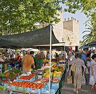 Markeder på Mallorca
