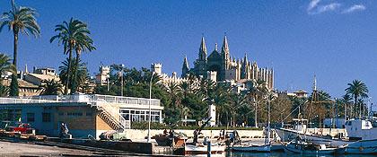 Rejser Palma de Mallorca