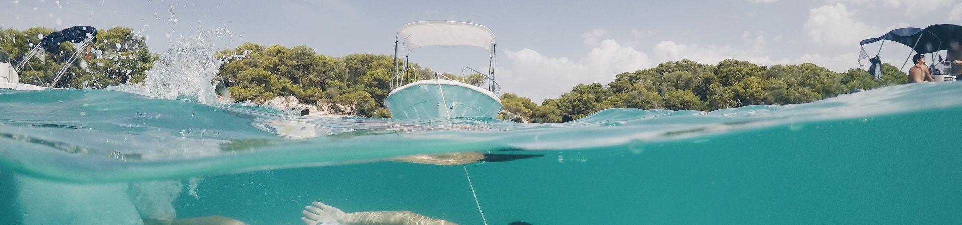 udflugt til Menorca